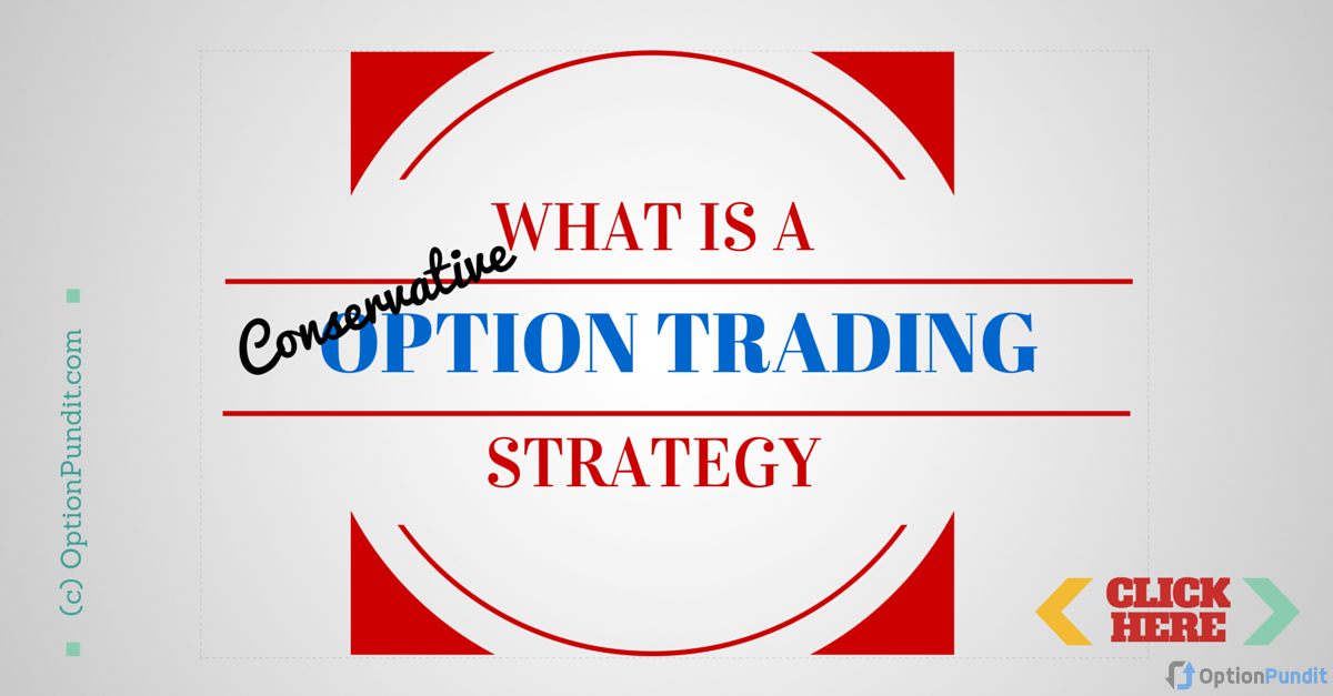 Options trading conservative investor